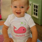 Giveaway: Personalized Onesie