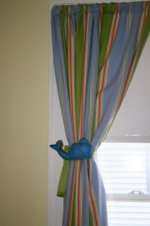Baby Curtains!