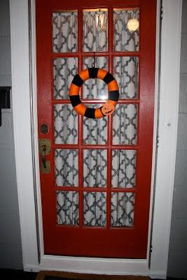 DIY Halloween Wreath : The Chirping Moms