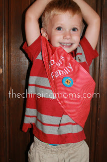 """""""Reward"""" Sashes and an Adorable Giveaway!"""