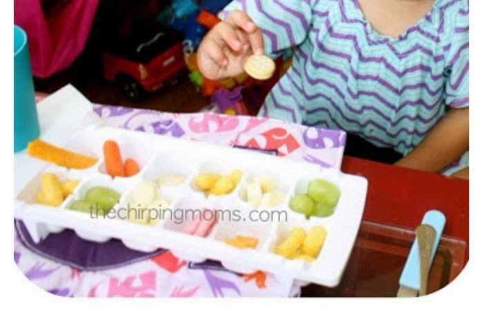 Fun Toddler Lunch Idea!