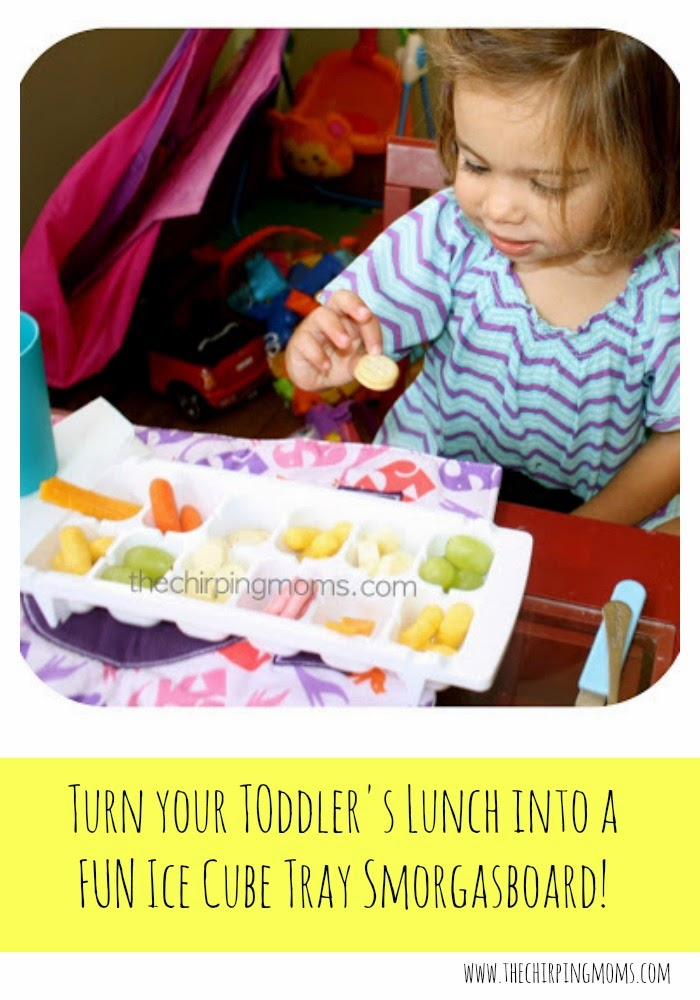 Fun Toddler Lunch Idea : The Chirping Moms