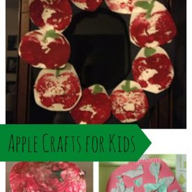 Apple Projects for the Kids!