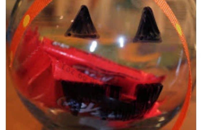 DIY Halloween Candy Bowl