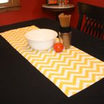 Monday Funday:  Table Runners and YUMMY fall recipes!