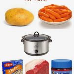The Perfect Fall Recipe:  A DELICIOUS Pot Roast