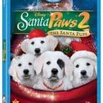 Monday Funday:  Santa Paws 2 GIVEAWAY!