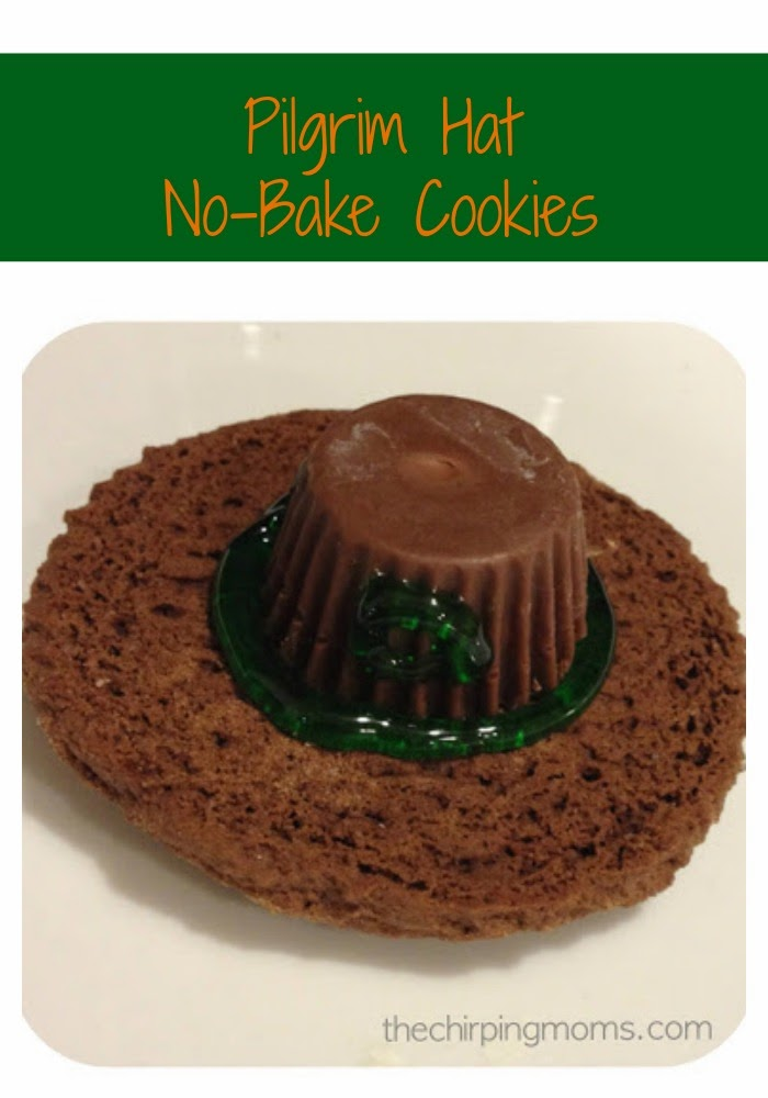 No Bake Thanksgiving Cookies : The Chirping Moms