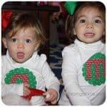 Two Simple Ways to Make Christmas Shirts