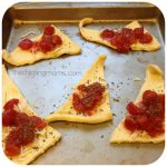 Tomato, Basil & Mozzarella Bites