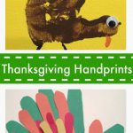 Thanksgiving Handprints