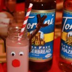 Festive Holiday Drinks, Featuring Torani Syrups!