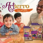 Today's Giveaway:  Artterro