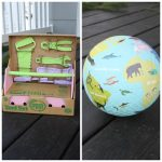 Wonderful Toys: Land of Nod Review & Giveaway