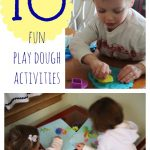 10 Fun Play Dough Activities