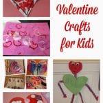 5 Valentine's Day Crafts for Kids