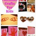 5 More Valentine Crafts for Kids!