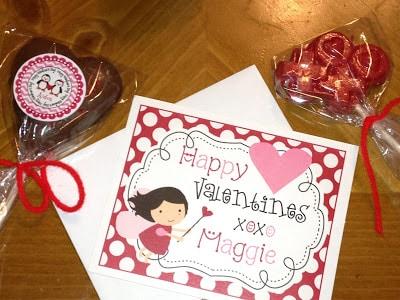 Valentine's Week Kick-Off:  Preppy Chick Valentines Giveaway!