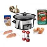 Friday Favorites: Easy Crock Pot Chicken