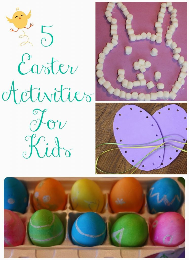 5 Easter Activities For Kids The Chirping Moms