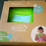 Friday Favorites: Little Green Pouch
