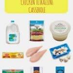 Simple Family Dinner:  Chicken Tetrazzini