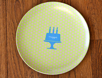 Friday Favorites: Little Uni Birthday Plate (& Giveaway)