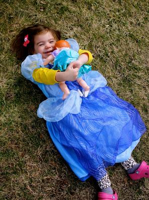 This Week's Giveaway: Tollytots Disney Princess Doll