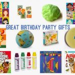 Friday Favorites: Top 10 Birthday Party Gifts for Boys or Girls
