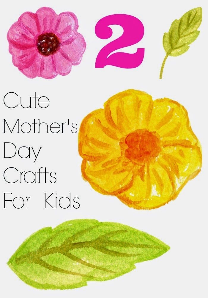 Mother's Day Craft Ideas || The Chirping Moms