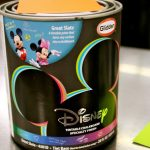 A Bright New Room With Disney Paints