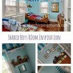 Shared Boys' Room Inspiration