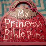 GIVEAWAY:  Princess Purse Board Book!