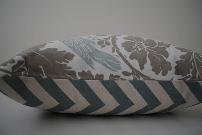 trendy pillow