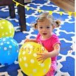Disney Party Idea: A Toy Story Pajama Party!