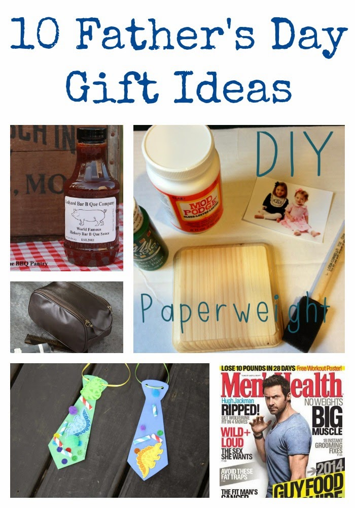 Father's Day Gift Ideas || The Chirping Moms