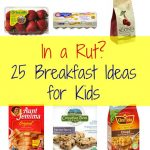 25 Breakfast Ideas for Kids