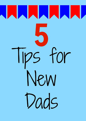 Tips for New Dads || The Chirping Moms