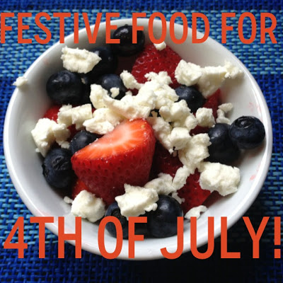 Festive Food For 4th of July