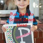 10 Fun Back to School Treats!