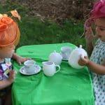 Summer Activity: Host A Backyard Tea Party