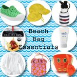 A Peek Inside My Beach Bag & This Week's Giveaway