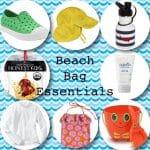 A Peek Inside My Beach Bag & This Week's Giveaway