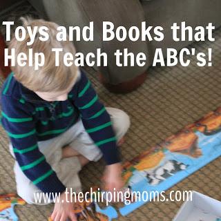 toys that help teach alphabet
