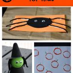 3 Halloween Projects for Kids