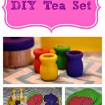 DIY Tea Set