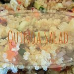 Guest Post: Quinoa Salad