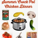 An Easy Summer Crock Pot Recipe