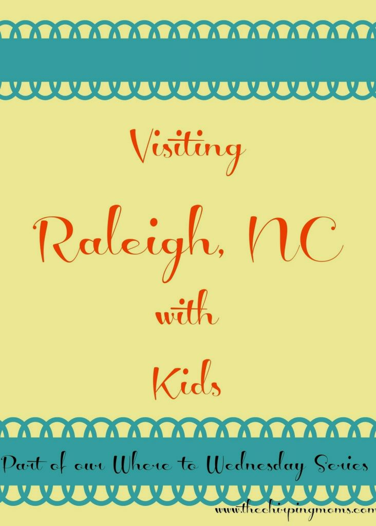 Raleigh, NC with Kids
