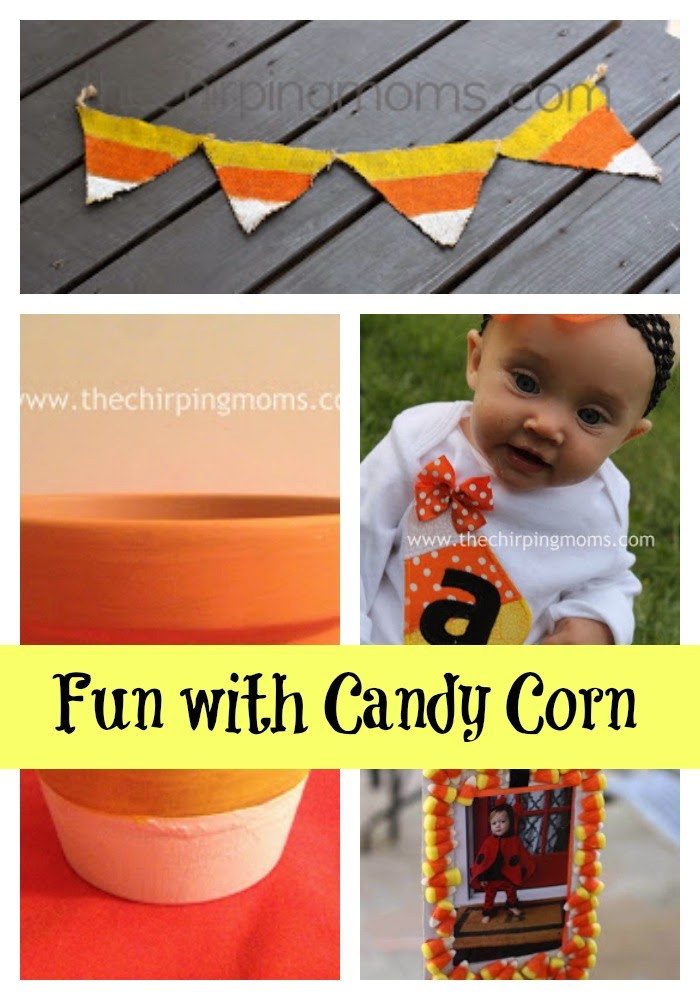 Candy Corn Fun II The Chirping Moms